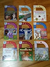 Children's Fairy Tale Tales Audio Book CD Lot of 9 New