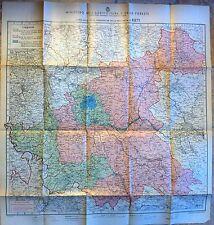 CARTA DELLE ZONE FAUNISTICHE DELLA PROVINCIA DI RIETI  C.A. 1930-L2871