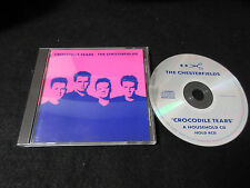 Chesterfields Crocodile Tears EU CD in 1988 C86 Household Twee