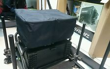 New Waterproof Plain Navy/Black Fishing Seat Box Cover to Fit Daiwa 500