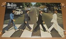 The Beatles Abbey Road 2002 Original Poster 22x35 Funky