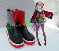 Vocaloid Megurine Luka Halloween Girls Short Cosplay Boots Shoes H016
