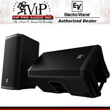 Electro-Voice EV ZLX-15P 15-inch 2-Way Active/Powered DJ/PA Loud-Speaker, (PAIR)