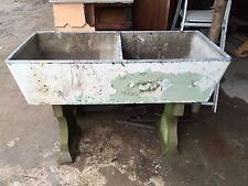 Old Style Concrete Laundry Tubs Various Sizes - Price Per Tub