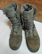 Women's Belleville F650ST Goretex Steel Toe Military Boots Sage Green