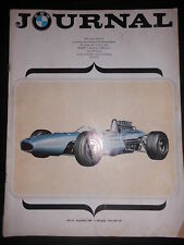 Zeitschrift BMW Journal Magazin Heft 19 September 1966 Coupe 2000CS 328 Oldtimer