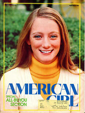 American Girl Magazine April 1974 All-By-You Section EX 082416jhe