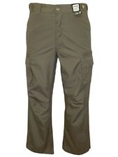 Mens Khaki Regatta Granite Hardwearing Walking Water Repellant Trouser W30 X 29S