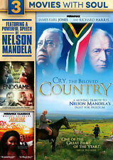 A Mandela Tribute: Cry, The Beloved Country / Sarafina / Endgame by Chiwetel Ej