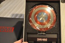 SDCC COMIC CON EFX CAPTAIN AMERICA 1/6 SCALE REPLICA SHIELD CIVIL WAR