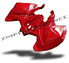NEW POLARIS OUTLAW 06 - 08 FIGHTING RED PLASTIC REAR FENDER PLASTICS