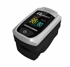 New Blood Oxygen SpO2 PR Monitor OLED Finger Tip Pulse Oximeter FDA CE Approved