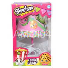 Shopkins Kids Table Lamp Shade Night Light For Ages 8+ *New