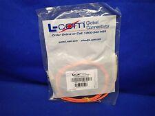 L-COM FODST50-LC-01 FIBER OPTIC CABLE NEW/UNUSED SURPLUS