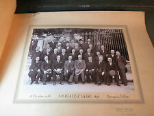 ancienne photo de classe 1896 bourgoin jallieu vielle photo classe 1936