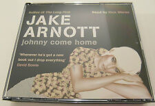 Johnny Come Home /Jake Arnott /Read By Nick Moran (CD Audio Book) Used Very good