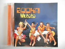BOOKA : MUTOTO' + BONUS VIDEO [ CD ALBUM ] --  GRATUIT & SUIVI