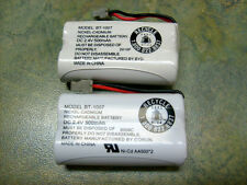 NEW! 2-PACK Genuine Uniden BT-1007 OEM Rechargeable Battery