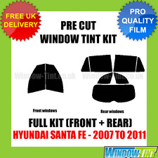 HYUNDAI SANTA FE 2007-2011 FULL PRE CUT WINDOW TINT KIT