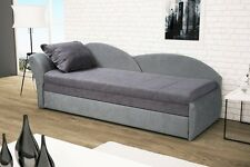 Sofa Aga1 Couch mit Bettfunktion Recamiere 01274