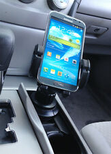 Car Cup Holder Mount with Adjustable Base Wide for Samsung Galaxy Note 5 / 4 / 3