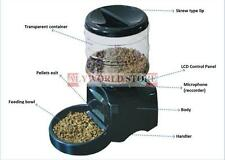 Programmable Automatic Pet Feeder - 5.5 liter