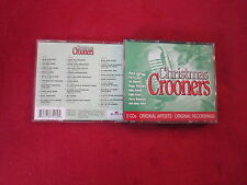 Christmas Crooners 3 CD Set Perry Como Vic Damone Harry Belafonte