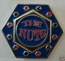 THE NUTS Spinner Poker Card Guard Cover Protector