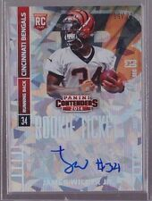 2014 Contenders Cracked Ice James Wilder Jr Auto Rc Serial # to 22 RARE