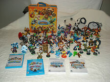 HUGE Skylanders Lot over 200 items WIIU Giants, Spyro, Trap team, Swap Force