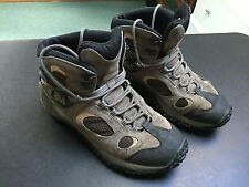 Merrell Chameleon Ventilator Mid - Grey - Men's Hiking Shoes/Boots - Size 8