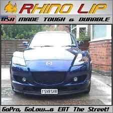 MAZDA 929 Luce Sentia Roadster Coupe RX8 Front Rubber Chin Lip Spoiler Splitter