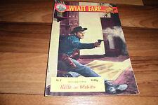 WYATT EARP STORY  # 7 -- HÖLLE in WICHITA // von William Mark 1961