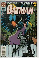 DC Comics Batman #503 January 1994 Knight Quest NM