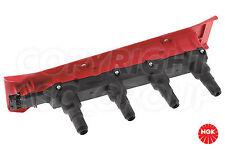 Nouvelle ngk bobine d'allumage pour SAAB 41342 2.0 hot Convertable 2000-02