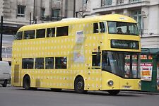 New bus for London - Borismaster LT154 6x4 Quality Bus Photo C