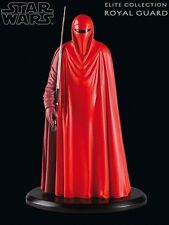 Attakus Star Wars Elite Collection Red Royal Guard Statue Brand New