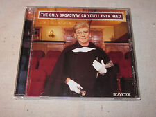 Only Broadway CD You'll Ever Need by Various Artists (CD, Oct-1998, RCA Victor)