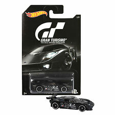 NEW 2015 Hot Wheels 1:64 Die Cast Car Gran Turismo Matte Black FORD GT LM 3/8