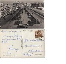 Tarjeta Postal. CADIZ. Nº 4. Avenida Ramón de Carranza y del Generalísimo.