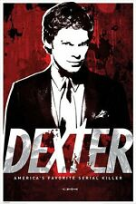 Dexter America's Favourite serial killer POSTER 61x91cm NEW * Michael C Hall