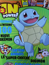 Cartoni in TV IN POWER n°4 2000 - POKEMON 100 nuovi personaggi [G.238]