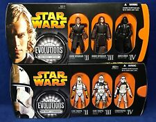 New STAR WARS EVOLUTIONS - Clone Trooper to STORMTROOPER & Anakin to DARTH VADER