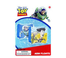 DISNEY TOY STORY BUZZ WOODY Kids Swim Water Wings Arm bands Floats Pool Floaties