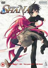 Shakugan No Shana DVD, 6-Disc Collection; BRAND NEW & FACTORY SEALED