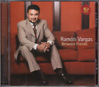 Ramon Vargas - Between Friends - CD (RCA Red Seal 2004 U.S.A.)