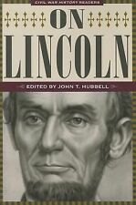 On Lincoln :Civil War History #3