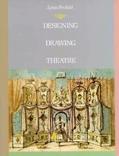 Designing and Drawing for the Theater by Lynn Pecktal (1994, Hardcover)