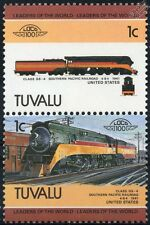 1941 SP Class GS-4 4-8-4 (Southern Pacific Railroad) Train Stamps / LOCO 100