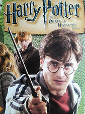 HARRY POTTER AND THE DEATHLY HALLOWS PART 1 X 40 LOOSE STICKERS